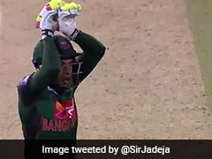 Watch: Mushfiqur Rahim Celebrates Bangladesh
