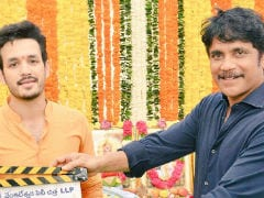 After Nagarjuna, Ram Gopal Varma To Work With His Son Akhil Akkineni