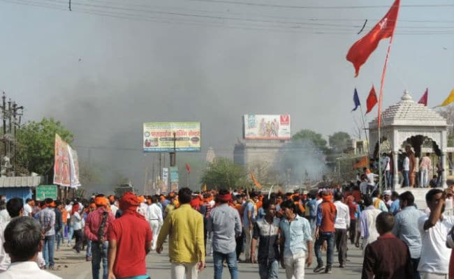 Over 20 Injured In Clashes In Bihar's Nalanda District