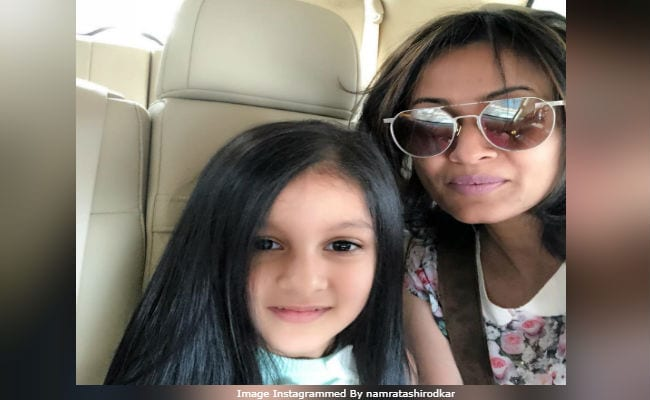 Mahesh Babu's Wife Namrata Shirodkar Posts A Cute Story About Daughter Sitara