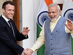 Emmanuel Macron Congratulates PM Modi After Huge BJP Victory