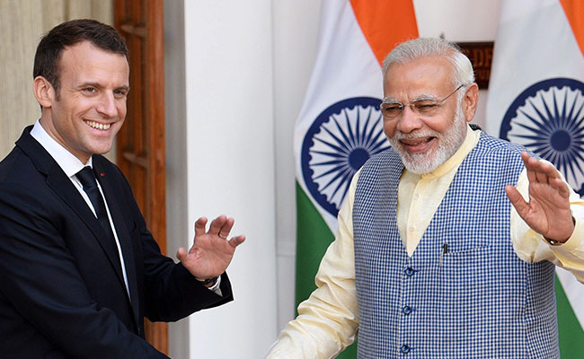 PM Modi To Visit France; Defence, Counter-Terrorism To Top Talks Agenda
