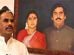 VK Sasikala's Husband M Natarajan Dies At 74 In Chennai