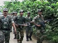 59 Naxals Surrender In Chhattisgarh's Sukma District