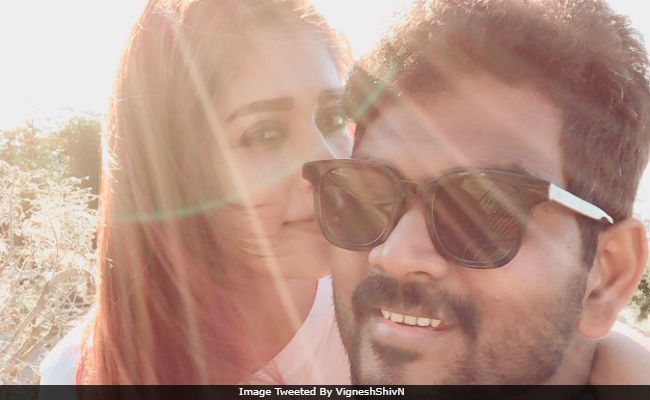 Trending: Pics From Nayanthara And Vignesh Shivn's US Holiday