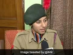 मुझे आश्चर्य है कि राहुल गांधी को एनसीसी के बारे में नहीं पता, ये दूसरी रक्षा पंक्ति है : संजना सिंह