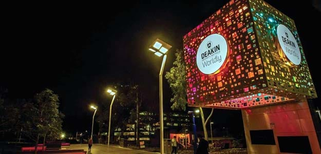 About Deakin University