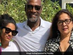 Neena Gupta, Viv Richards And Masaba's Family Reunion. See Pic