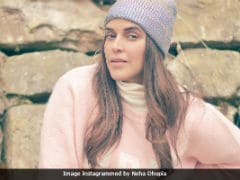Neha Dhupia Says Her Father Thought She'd Be Back Home In 3 Months