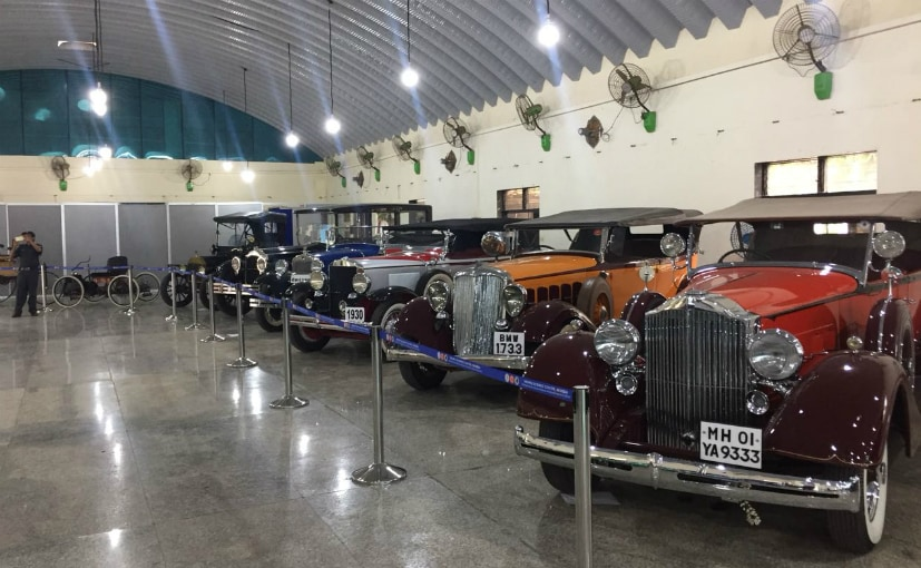 Nehru Science Centre In Mumbai To Hold Vintage Car And Bike - Exhibition car