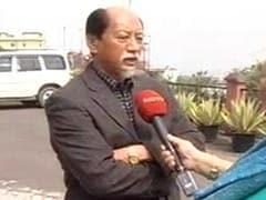रियो के पास है बहुमत, उन्हें नागालैंड में सरकार बनानी चाहिए : राज्यपाल आचार्य