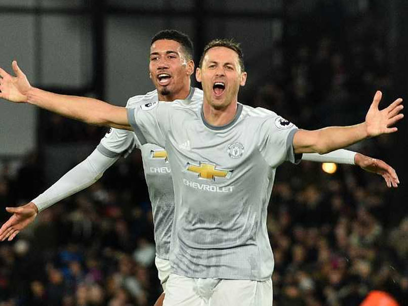 Nemanja Matic Winner Helps Manchester United Fightback From 2 Goals Down vs Crystal Palace