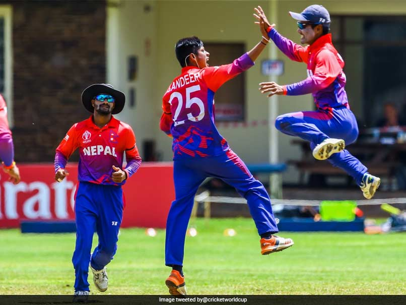 ICC World Cup Qualifiers: Nepal Thrash Papua New Guinea By 6 Wickets To Secure ODI Status