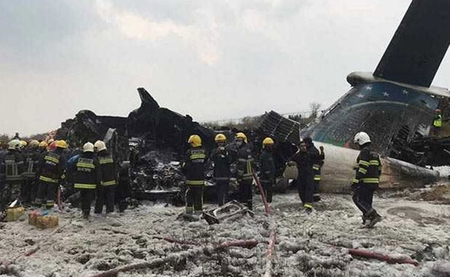 Plane 'Behaved Strangely' Before Crash Near Nepal Airport, Says Survivor