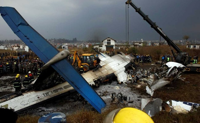 49 Dead In Nepal's Worst Plane Crash In Decades