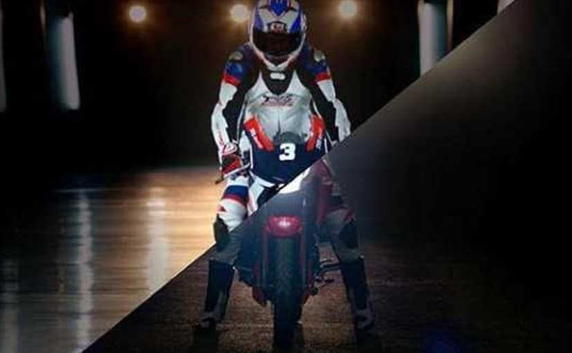 TVS Teases Launch of New Apache RTR 160