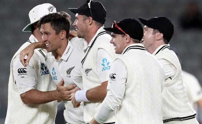NZ vs ENG: गेंदबाजों की तिकड़ी ने न्यूजीलैंड को दिलाई पारी के अंतर से जीत..