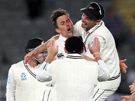 New Zealand vs England, 1st Test: England Three Down, Need Another 237 To Save Test