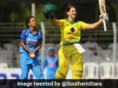 Nicole Bolton Hits Ton To Set Up Australia
