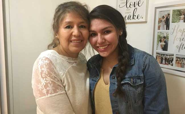 One 'Dreamer' To Donald Trump: Think Of Me As Your Daughter