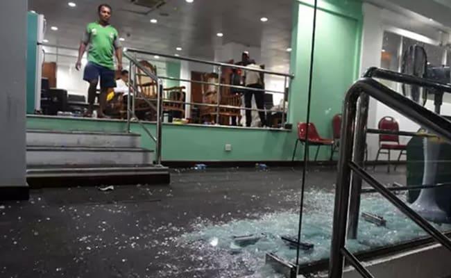 Nidahas Trophy: टूटा मिला बांग्लादेश के ड्रेसिंग रूम का कांच, मैच के बाद ऐसा था माहौल