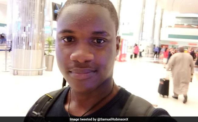 nigerian actor samuel robinson twitter