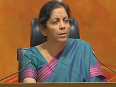 Nirmala Sitharaman Arrives In China To Attend SCO Meeting