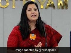 Kerala MP's Wife Shares #MeToo Story In Book, Lawmaker's Son Hits Back