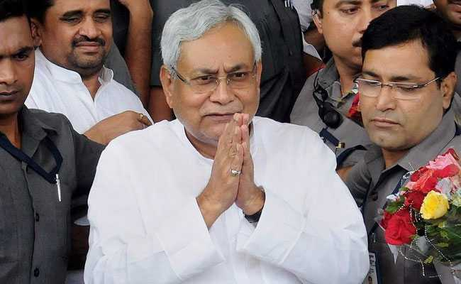 Nitish Kumar, Sushil Modi File Nomination For Bihar Council Polls