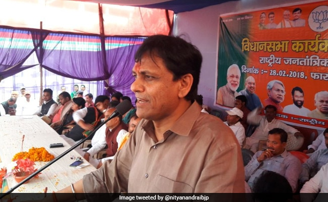 BJP Leader Drags ISI Into Bihar By-Election, Police Case Filed
