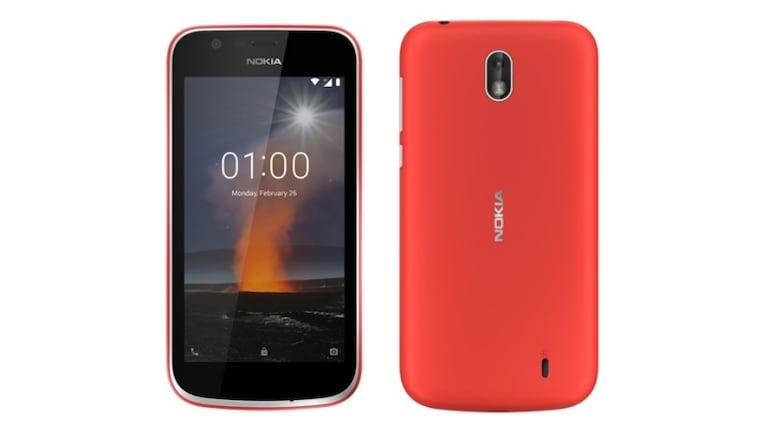 Nokia 1 एंड्रॉयड गो एडिशन भारत में लॉन्च, जानें कीमत