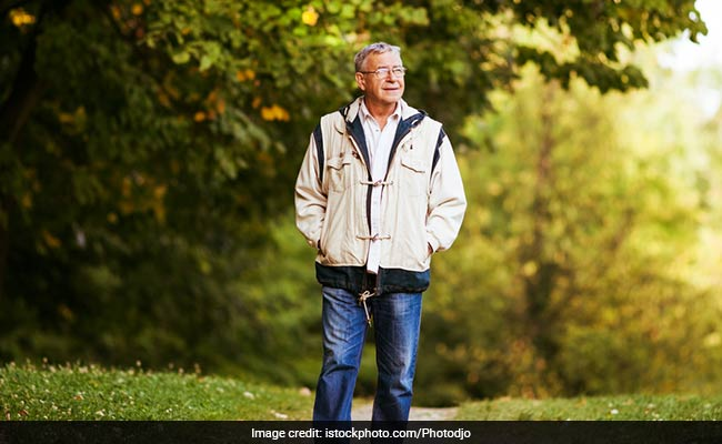 Walking faster can help live longer