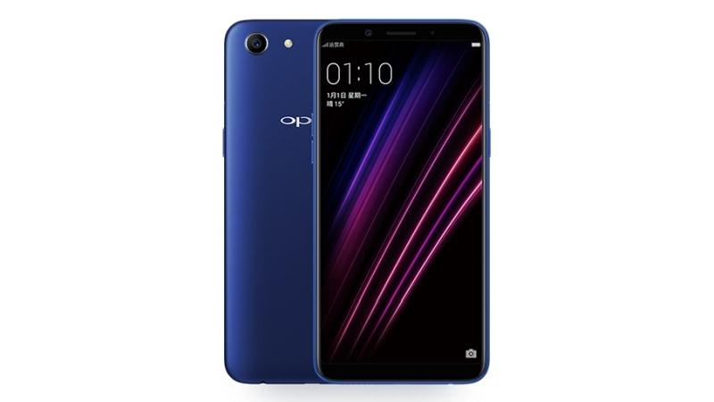 Oppo A1 लॉन्च, 4 जीबी रैम और फेस अनलॉक फीचर से है लैस