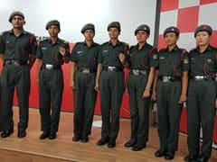 2 Army Widows, Ex-Ola Cabbie Among Officer Cadets Set To Be Commissioned