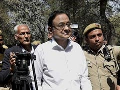 No Questions Which I Haven't Answered, Says P Chidambaram In Court