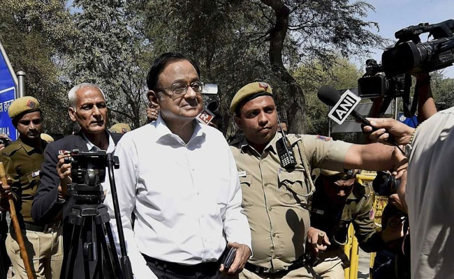 BJP Charges Against P Chidambaram 'False And Baseless': Congress