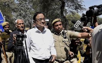 'Under What Law?': P Chidambaram's Lawyer To CBI On 2-Hour Notice