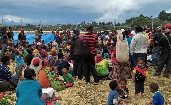 Papua New Guinea Aid Workers Race To Deliver Supplies As Aftershocks Strike