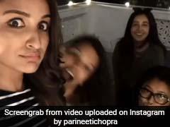 परिणीति चोपड़ा ने 'नमस्ते इंग्लैंड' की शूटिंग के दौरान की अजीबोगरीब हरकतें तो वीडियो हुआ वायरल