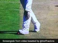 Ball-Tampering Scandal: Video Surfaces Of Pat Cummins Stepping On The Ball With Spikes. Not Tampering, Was It?