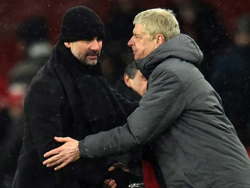 Pep Guardiola Voices Support For Under-Fire Arsene Wenger