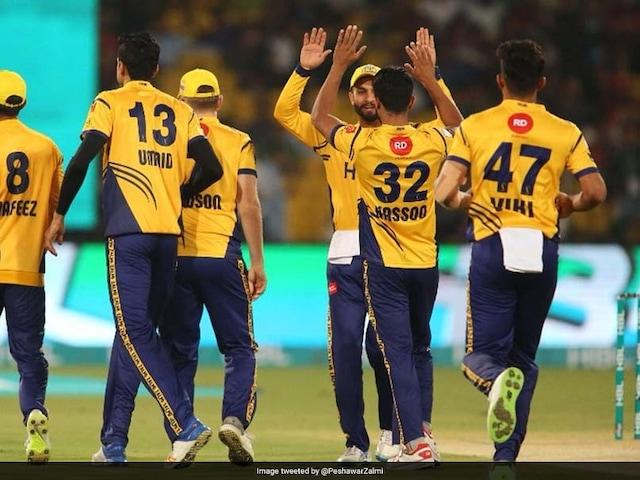 Peshawar Zalmi Pip Quetta Gladiators By 1 Run In Thriller As PSL Returns To Pakistan