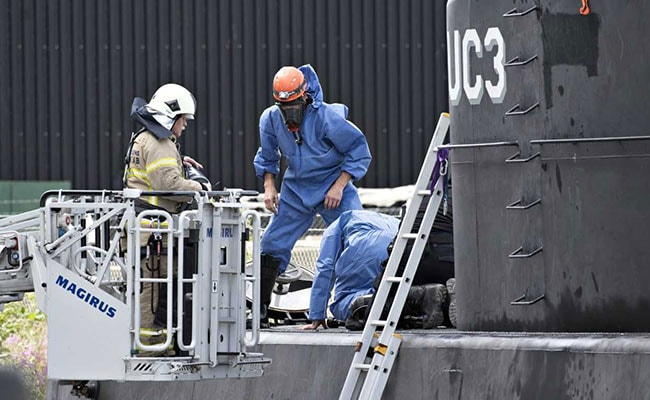The Gruesome Danish Submarine Killing Case: A Timeline