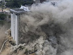 5 Killed In 24-Hour Philippine Hotel Waterfront Pavilion Blaze