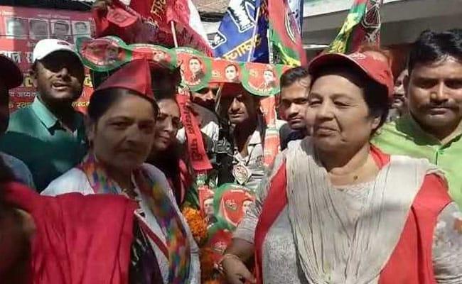 phulpur bypolls sp bsp ndtv
