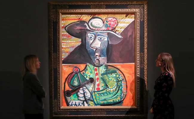 Pablo Picasso Painting Of His Muse With Future Lover Fetches $69 Million