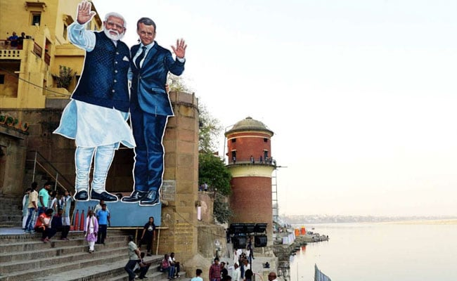 PM Narendra Modi, Emmnuel Macron To Visit Varanasi Today