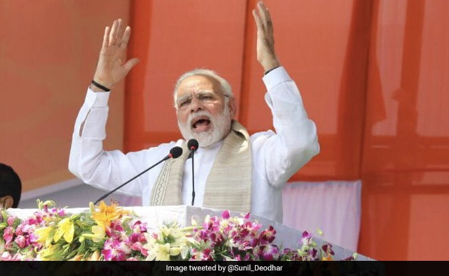 Centre Assures Full Support To New BJP Government In Tripura: PM Modi