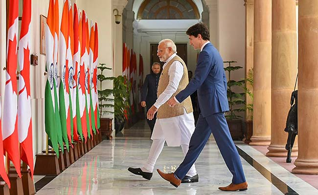 Delhi Debacle Haunts Justin Trudeau At Home: Foreign Media