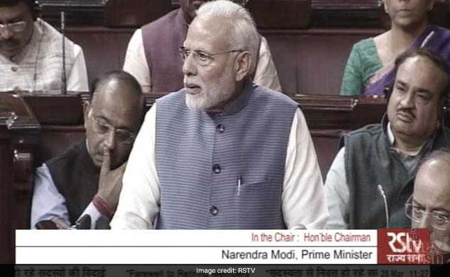 PM Modi's Farewell Speech For Retiring MPs In Rajya Sabha: Highlights